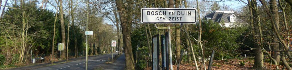 Bosch en Duin NieuwDemocratischZeist Zeist